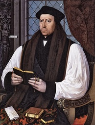 Thomas Cranmer proved essential in the development of the English Reformation.