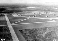 Williams Army Airfield Arizona 1941