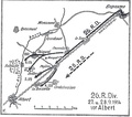 26th (Württ) and 28th Württ. Res Div. End September 1914