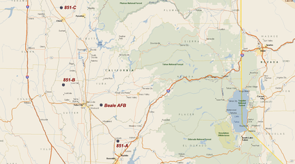 HGM-25A Titan I Missile Sites
