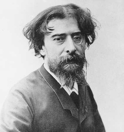 Portrait of Alphonse Daudet