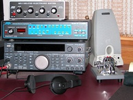 Short-wave Radio