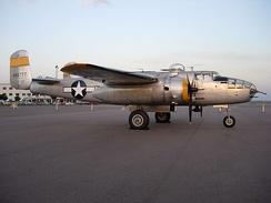B-25J-30NC 44-86777 Martha Jean of Blue Yonder, Inc