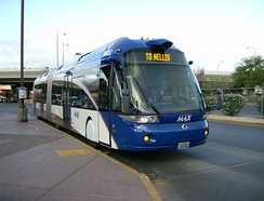 Las Vegas CAT Irisbus Civis