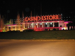 The Casino Estoril, in Portuguese Riviera, is Europe's largest casino by capacity.