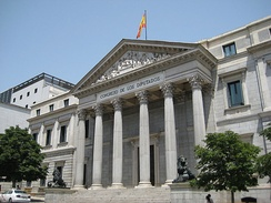 Congress of Deputies, Madrid
