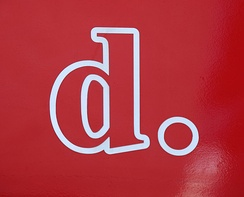 DDOT logo on a DC Circulator bus.