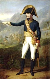 Charles Leclerc, leader of the Saint-Domingue expedition; died of yellow fever, like most of his army
