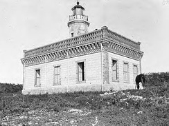 Guánica Lighthouse c.1893