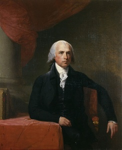 James Madison envisioned ethical conflict, resulting in the United States Constitution's Ineligibility Clause, which later gave rise to the Saxbe fix.