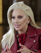 Lady Gaga, Best Actress in a Miniseries or Television Film winner