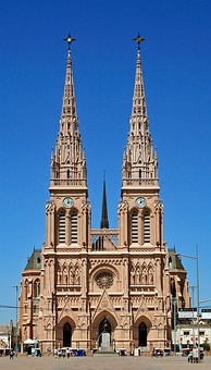 Luján cathedral