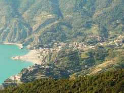 A view of Monterosso al Mare