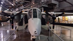 OV-10A at Wright-Patterson National Museum of the USAF