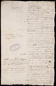 The Act of Abjuration, signed on 26 July 1581, was the formal declaration of independence of the Dutch Low Countries.