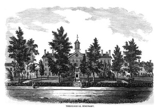 Princeton Seminary in the 1800s