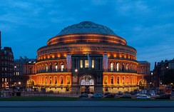 The Proms are held annually at the Royal Albert Hall during the summer. Regular performers at the Albert Hall include Eric Clapton who has played at the venue over 200 times.