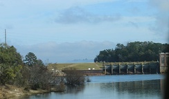 The Talquin Dam