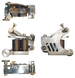 A two coil tattoo machine