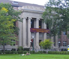 Walter Library, Northrop Mall