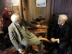 Gustave Eiffel's apartment