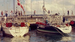 The 1985–86 Whitbread Round the World Race