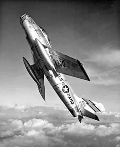 115th Fighter-Bomber Squadron - North American F-86A Sabre 48-160