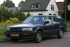 Bluebird 2.0 GL wagon (Europe)