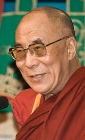 14th Dalai Lama, Tenzin Gyatso in 2007