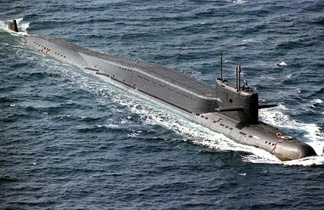 Soviet Project 667BD (Delta II class) nuclear-powered ballistic missile submarine
