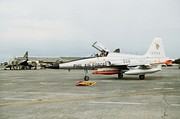 The Northrop F-5 was the primary multi-role aircraft of the Philippine Air Force from 1967-2005.