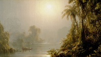 Morning in the Tropics, ca. 1858, The Walters Art Museum, Baltimore