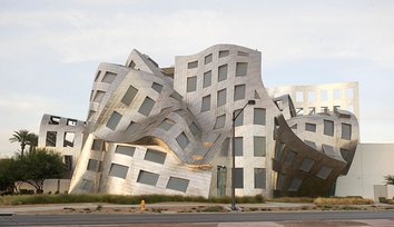 The Lou Ruvo Center for Brain Health of the Cleveland Clinic in Las Vegas, Nevada (2010)