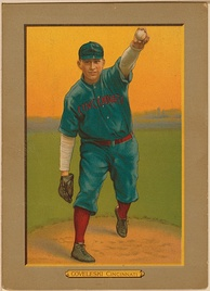 Harry Coveleski baseball card