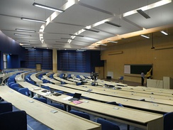 Lecture hall complex
