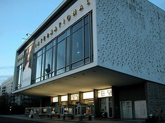 Kino International is one of three ticketing centers