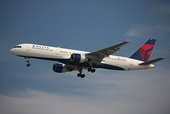 Delta Air Lines has the largest Boeing 757 fleet of any airline.
