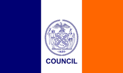 Standard of the New York City Council