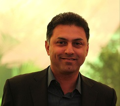 Nikesh Arora, CEO of Palo Alto Networks and former senior executive at Google