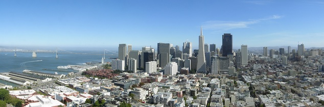 San Francisco, the second most populated city in Northern California and the leading economic center of the San Francisco Bay Area, its most populous metropolitan area (4.7 million residents) and the 14th largest in the United States.
