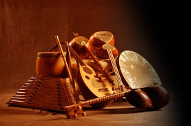 Instruments of Persia
