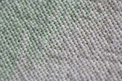 Simple textile (magnified)