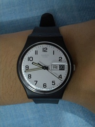 Swatch Once Again watch