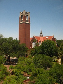 Century Tower, begun in 1953, to commemorate the 100th anniversary of the founding of university and as a tribute to the alumni who perished in both World War I and World War II.