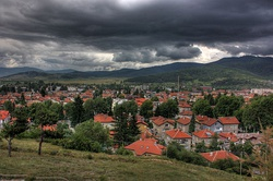 Velingrad in mid-June 2008