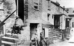 Working-class life in Victorian Wetherby, West Riding of Yorkshire, England