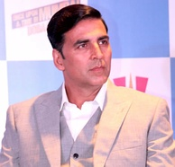 Akshay Kumar, one of the most successful Indian actors since the 1990s, in 2013.[97][98][99][100]