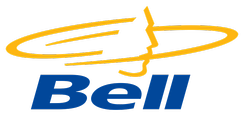 Bell Canada logo used from December 7, 1994 until August 8, 2008.