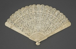 Handheld Brise fan from 1800