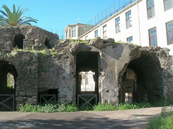 Roman Thermal Baths of Santa Maria dell'Indirizzo.